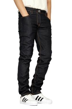 MEN'S STRETCH SKINNY UNWASHED RAW DENIM JEANS VICTORIOUS 8 C