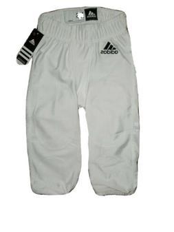 Adidas men's white Climacool Checkdown Football Pants size X
