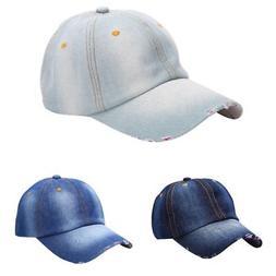 Men Women Sports Hat Casual Outdoor Baseball Ball Cap Sun Pl