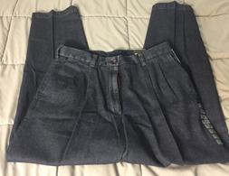 Haggar Mens 32 X 30 Denim Jeans Comfort Waist w2w HC10426, P