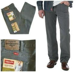 Mens Wrangler 5 Star Regular Fit Jeans W38 x L29  4 Way Flex