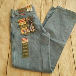 Mens WRANGLER 5 Star Regular Fit U-Shaped premium Denim Jean
