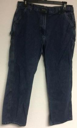 Carhartt Men's B13-DPS Carpenter Jeans Original Dungaree F