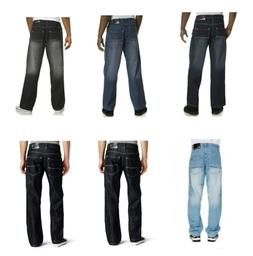 SOUTHPOLE Mens BIG and TALL Jeans 4187 Relaxed Fit Waist 46