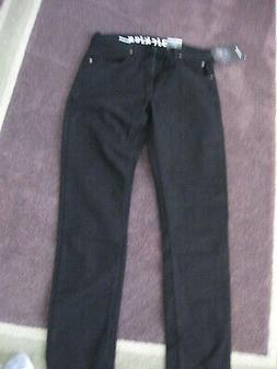 Dickies Mens BLACK Flex Tapered Slim Fit Jeans