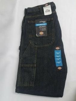 Dickies Mens Carpenter Blue Jeans 34x32