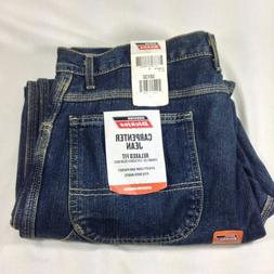 Dickies Mens Carpenter Relaxed Fit Straight Leg Jeans Size 3