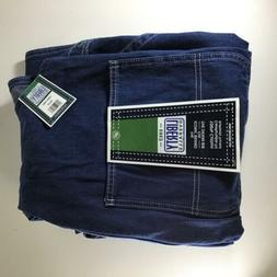 Liberty Men's Denim Bib Overalls, 100% Cotton, Size 38x30,