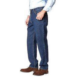 mens denim jeans blue pick size work