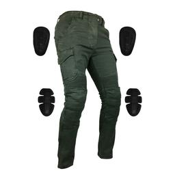 Men's Denim Motorcycle Motorbike Sports Jeans with Protect