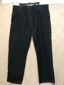 Men's Dickies Denim Carpenter Utility Pants Jeans Relaxed