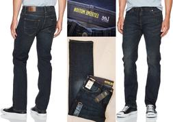 Mens Lee Extreme Motion Slim Fit Straight Leg Jeans  W30,W32