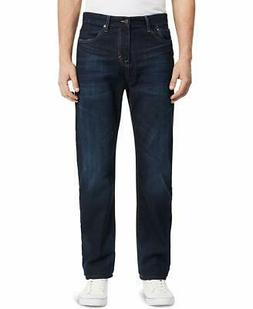 Calvin Klein Mens Jeans Blue Size 34X30 Relaxed Straight Leg