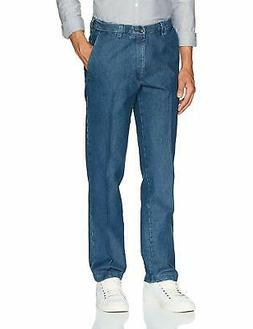 Haggar Mens Jeans Blue Size 40X29 Classic Fit Straight Leg S