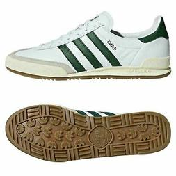 Adidas Mens Adidas Jeans Classic Trainers Sneakers White