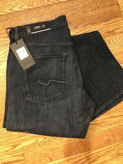 7 for All Mankind Mens Jeans Cotton Austyn Relaxed Straight