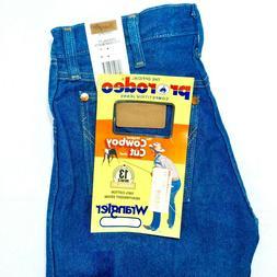 Wrangler Mens Jeans Cowboy Cut Original Fit 13MWZ PW PreWash