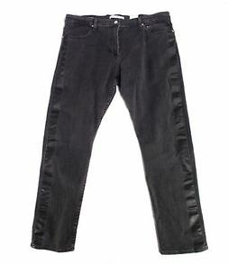 mens jeans gray size 40x32 classic straight