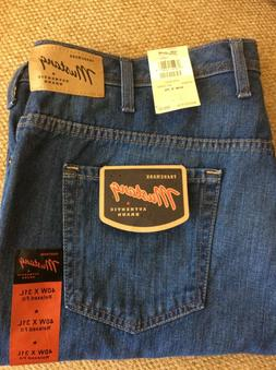 Haggar Mens Jeans MUSTANG 40x31 Relaxed fit