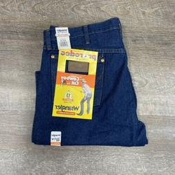 Wrangler Men's Jeans Original 13mwz Cowboy Cut 38x34 Dark