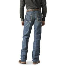 Ariat Mens M4 Low Rise Gulch Boot Cut Jeans