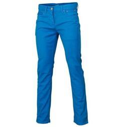 Mens Adidas Originals Blue Slim Jeans