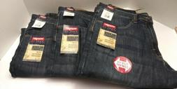 Mens Relaxed Fit Demin WRANGLER Jeans Flex  Great Fitting
