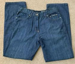 Mens Calvin Klein - Relaxed Straight Leg Jeans - Size 34 x 3