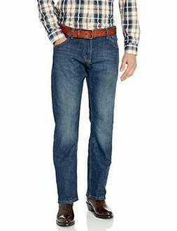 Wrangler Men's Retro Slim Fit Straight Leg Jean - Choose S