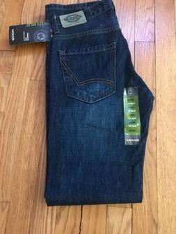 Mens Dickies Slim Fit Jeans 28x32