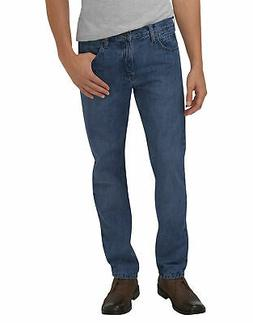 DICKIES MENS SLIM FIT STRAIGHT LEG 5-POCKET JEAN HERITAGE ME
