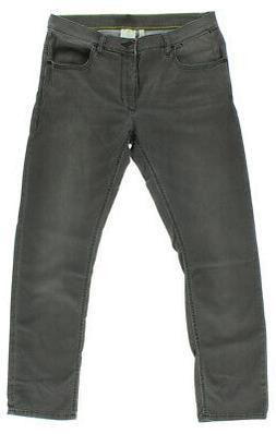 Adidas Mens Slim Gray Jeans Grey 31W32L