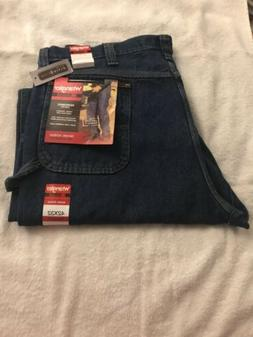 Mens WRANGLER Work Horse Jeans Riggs 42 X 32 Relaxed Fit Cor