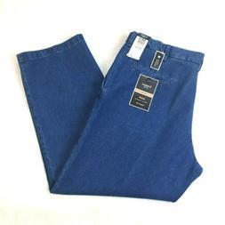 Haggar Men's Work To Weekend Classic Fit Jeans Comfort Wai