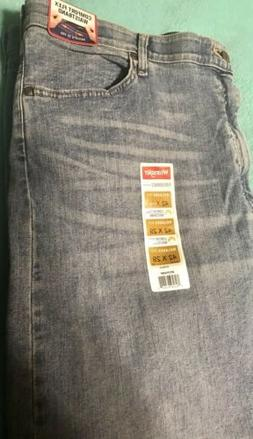 Men's Wrangler jeans - Relaxed Fit- Comfort Flex Waistband