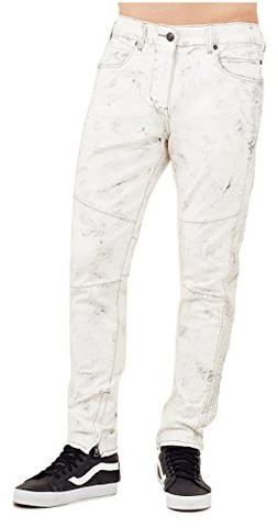 True Religion Men's Mick Slouchy Skinny Racer Jeans