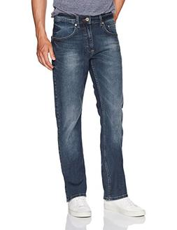 LEE Men's Modern Series Relaxed-Fit Bootcut Jean, Macho, 36W