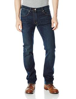 LEE Men's Modern Series Slim Fit Straight Leg Jean, Eagle Ey