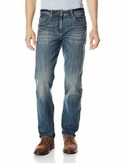 Lee Men's Modern Series Straight-Fit Jean, Captain, 34W x 30