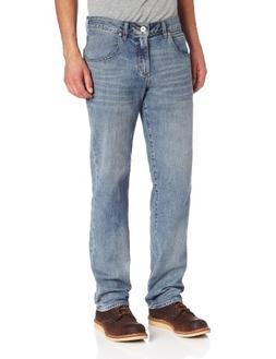 Lee Men's Modern Series Straight Fit Jean, Stagger, 33W x 32
