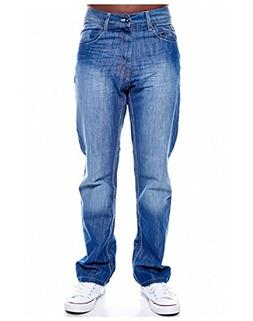 Mens SouthPole Modern Sexy Relaxed Standard Sanded Jeans Pan