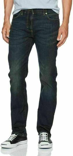 Lee Motion Stretch Men's Jeans Regular Straight Fit , Dark W