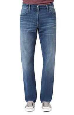 Mavi Men's Myles Straight Leg, Mid Tonal Williamsburg Size 3