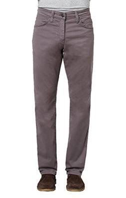 Mavi Men's Myles Straight Leg, Dark Grey Twill Size 40W X 32