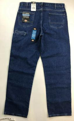 NEW Dickies 6 Pocket Relax Fit Work Jeans Sz 38x34 ~100% Cot