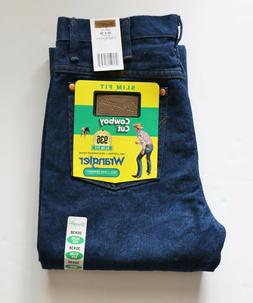 New Wrangler 936 Cowboy Cut Slim Fit Jeans Men's Sizes Prewa