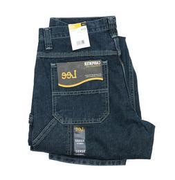 New Lee Carpenter Jeans Men's Size W36 L30 Quartz Color