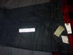 New Goodfellow Denim Straight Leg Flex Jeans Big & Tall Men'
