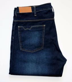 New Wrangler Flex Straight Fit Jeans Japanese Selvedge Denim