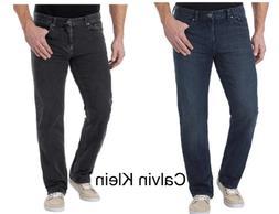 ✅NEW! Calvin Klein Jeans Men's Straight Leg Jeans - VARIOU